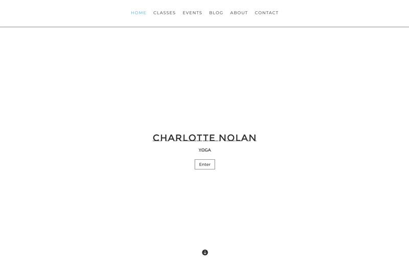 Charlotte Nolan Yoga