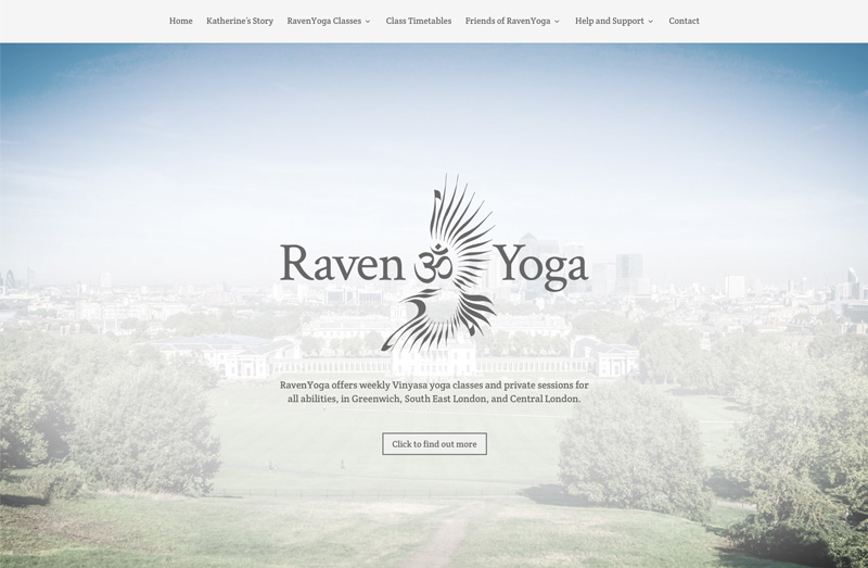 Raven Yoga