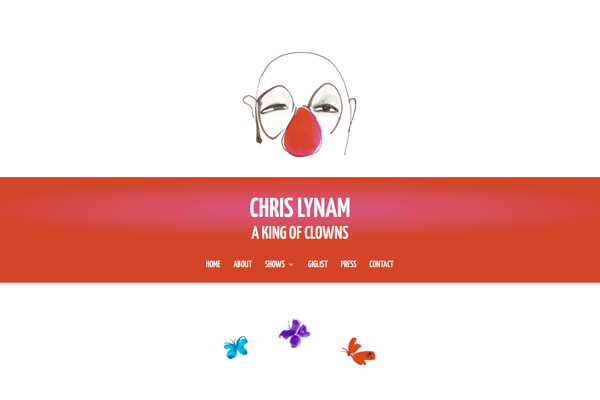 Chris Lynam